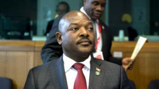 Perezida Pierre Nkuruniza