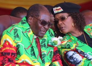 Chama cha Zanu-PF kimemteua bwana Mugabe kuwania urais mwaka ujao