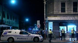 Mr Acquaro was gunned down in front of his cafe in Melbourne