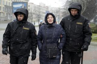 мінськ протести