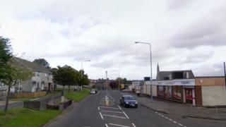 Main Street, Fauldhouse