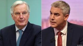 Michel Barnier/Steve Barclay