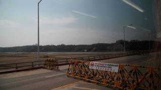 Демилитаризованная зона между Северной и Южной Кореей