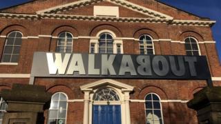 Walkabout in Sheffield