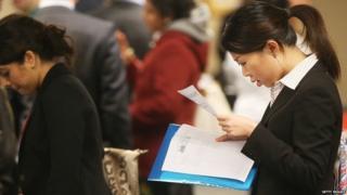 નોકરી માટે ઇચ્છૂક ઉમેદવારોની પ્રતીકાત્મક તસ્વીર