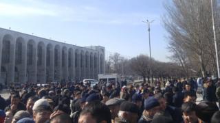 Бишкектин Ала-Тоо аянты