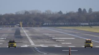 Gatwick Airport was closed after drones were spotted over the airfield