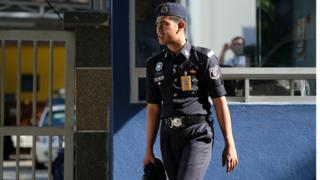 马来西亚警察