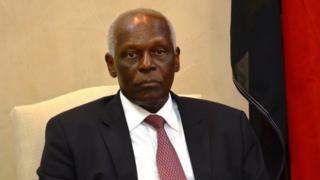 Jose Eduardo dos Santos dirige l'Angola depuis 1979.