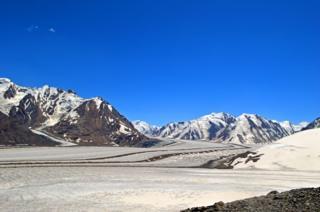 Ледник Федченко, Памир