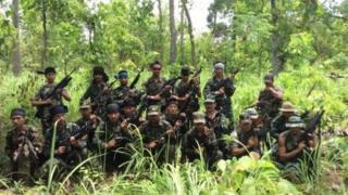 Nagaland rebels