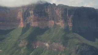 Montes tepuyes, na venezuela