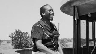Seretse Khama, Botswana's first president