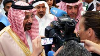 وزير الطاقة السعودي: أعضاء أوبك ملتزمون باتفاق خفض الإنتاج