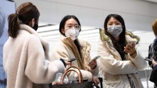 Coronavirus: Britons on Wuhan flights to be quarantined