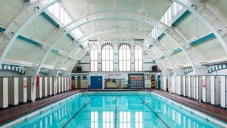 Moseley baths