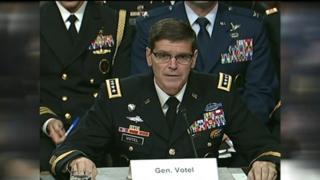 АҚШ генерали