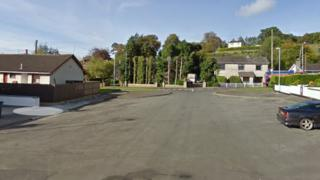 The collision happened in Fortview Park, Lisbellaw