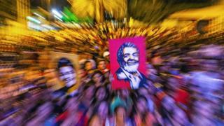 Multidão que acompanhou discurso de Lula em julho de 2016 em ato Semiárido contra o Golpe