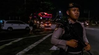 Polisi di Jakarta