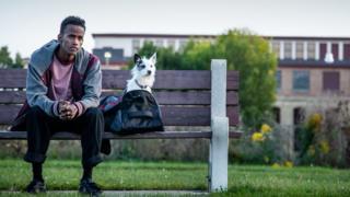 Barkhad Abdirahman plays Adan, a young Somali man living in the Cedar-Riverside neighbourhood of Minneapolis, Minnesota