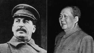 斯大林和毛泽东