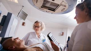 Radiotherapy treatment