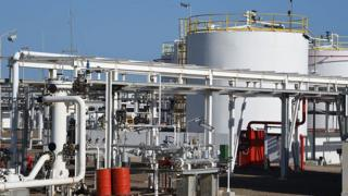 A Petrofac-run gas field concession in Chergui, Tunisia
