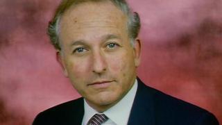 Greville Janner in 1987