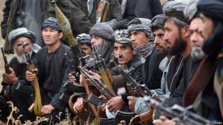 तालिबान, अफ़ग़ानिस्तान