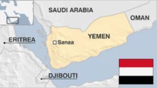 Khariidad muujinaysa xuduuda Yemen iyo Sucuudiga