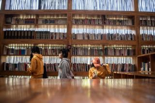 103602475 gettyimages 1041458524 - Bookworms' paradise away from Beijing bustle