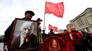 Nga và Lenin