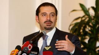 Saad Hariri a annoncé qu'il quittait ses fonctions de chef du gouvernement libanais, le 4 novembre.