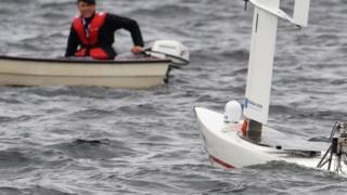 (图片来源: Aland Sailing Robots)