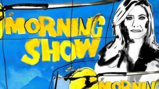 Dibujo de The Morning Show