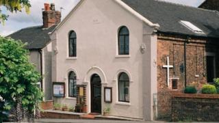 Halmer End Methodist Church