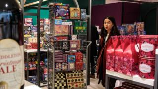 Christmas sale at John Lewis