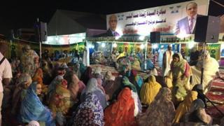 حملة محمد ولد الغزواني