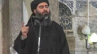 IŞİD lideri Bağdadi