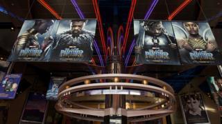 """""""Black Panther"""" dépasse 500 millions de recette"""