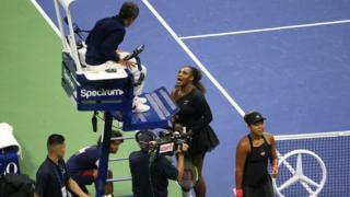 US Open 2018, Serena Williams, sexism, अमरीकी ओपन 2018, सेरेना विलियम्स, लैंगिक भेदभाव, नाओमी ओसाका, Naomi Osaka, सरीना विलियम्स