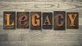 The word 'legacy'