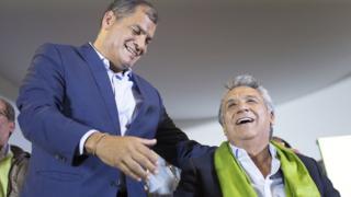 Correa y Lasso