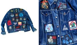Big X's jacket