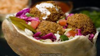 falafel, zionis, yahudi, makanan tradisional