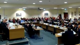 West Berkshire Council meeting