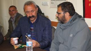 TKP'nin adayı Ovacık Belediye Başkanı Fatih Mehmet Maçoğlu
