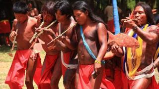 Índios Wajãpi