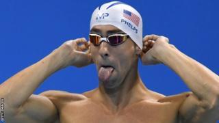 مایکل فلپس، ۳۱ ساله، دارنده ۲۳ مدال طلای المپیک